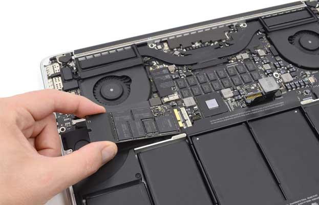 Reparación de Mac